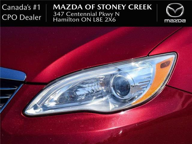 2012 Chrysler 200 Limited (Stk: SU946A) in Hamilton - Image 9 of 24