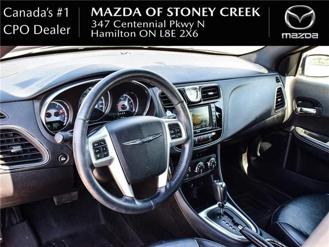2012 Chrysler 200 Limited (Stk: SU946A) in Hamilton - Image 12 of 24