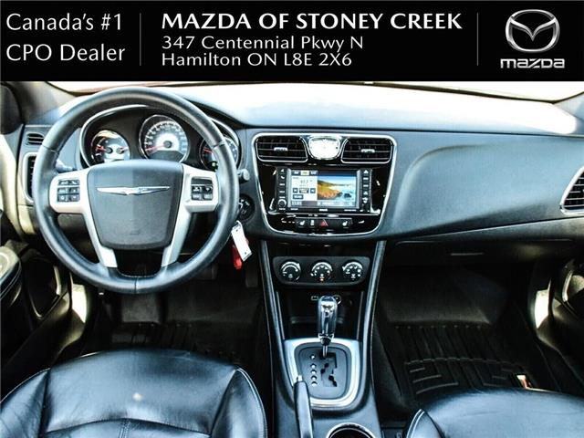 2012 Chrysler 200 Limited (Stk: SU946A) in Hamilton - Image 17 of 24