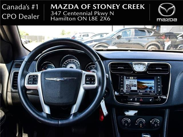 2012 Chrysler 200 Limited (Stk: SU946A) in Hamilton - Image 18 of 24
