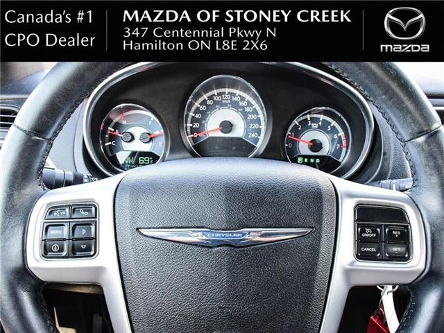 2012 Chrysler 200 Limited (Stk: SU946A) in Hamilton - Image 23 of 24