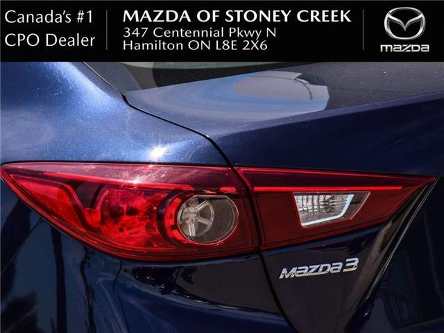 2016 Mazda Mazda3 GX (Stk: SU1291) in Hamilton - Image 9 of 25