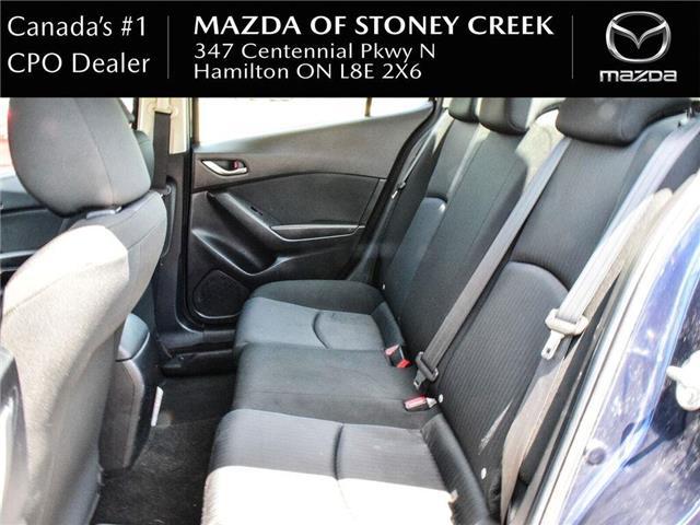 2016 Mazda Mazda3 GX (Stk: SU1291) in Hamilton - Image 15 of 25