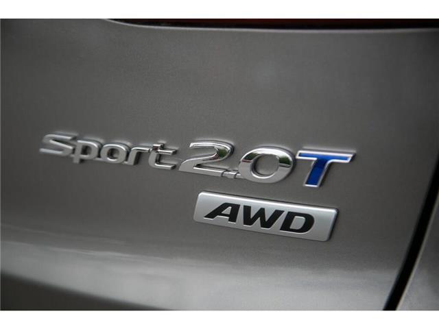 2013 Hyundai Santa Fe Sport 2.0T SE (Stk: P1149) in Gatineau - Image 11 of 25