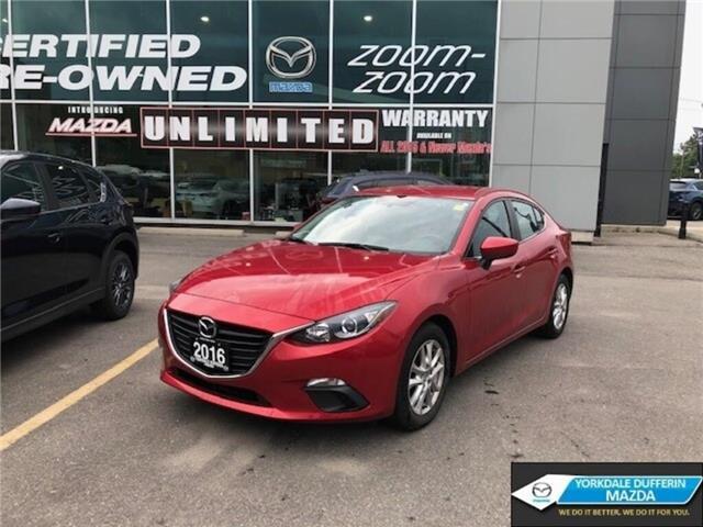2016 Mazda Mazda3 GS (Stk: P1919) in Toronto - Image 1 of 1