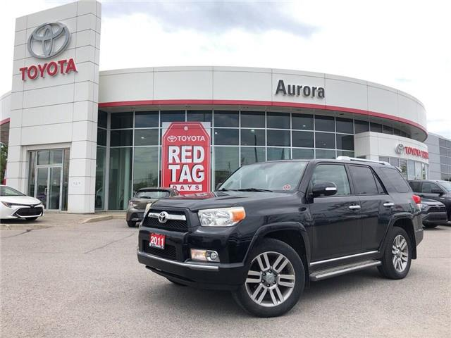 2011 Toyota 4Runner SR5 V6 (Stk: 310331) in Aurora - Image 1 of 27