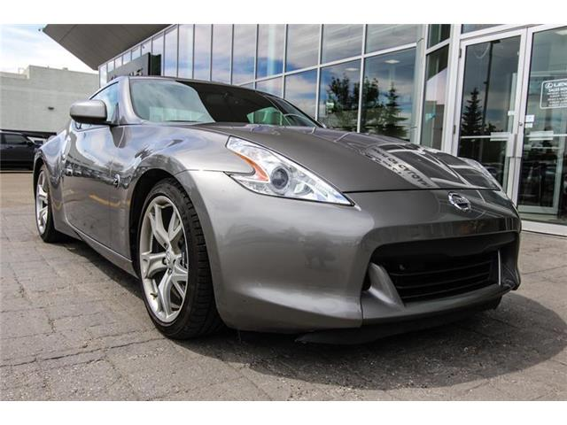 2010 Nissan 370Z Touring (Stk: 190644A) in Calgary - Image 1 of 11