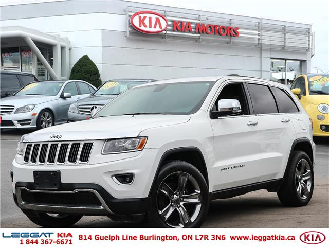 2014 Jeep Grand Cherokee Limited (Stk: W0178) in Burlington - Image 1 of 29