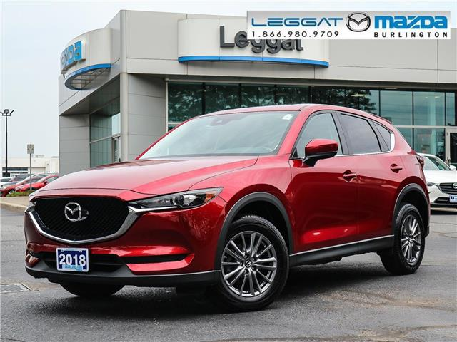2018 Mazda CX-5 GS (Stk: 1950) in Burlington - Image 1 of 30