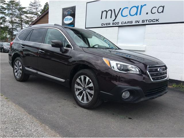 2017 Subaru Outback 2.5i Touring (Stk: 191080) in Richmond - Image 1 of 21