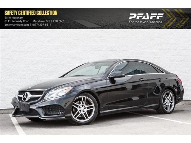2014 Mercedes-Benz E-Class Base (Stk: 37236A) in Markham - Image 1 of 19
