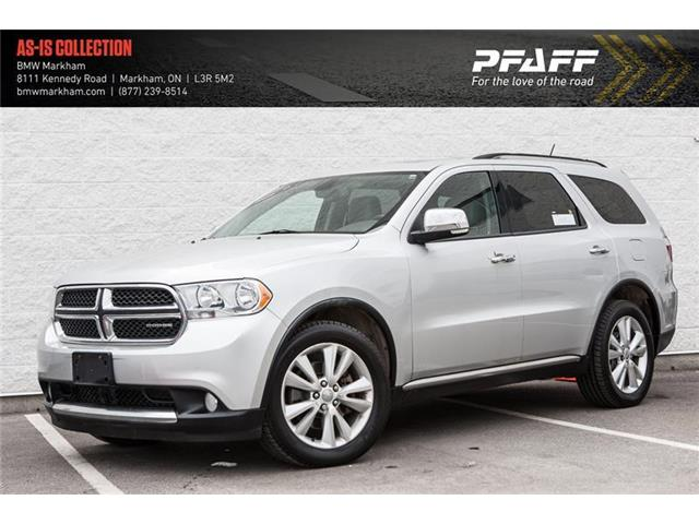 2011 Dodge Durango Crew Plus (Stk: O12231A) in Markham - Image 1 of 17