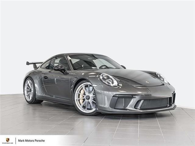 2018 Porsche 911 GT3 (Stk: PP347) in Ottawa - Image 1 of 21
