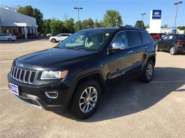 2015 Jeep Grand Cherokee Limited (Stk: P31232) in Smiths Falls - Image 1 of 11