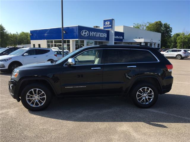 2015 Jeep Grand Cherokee Limited (Stk: P31232) in Smiths Falls - Image 2 of 11