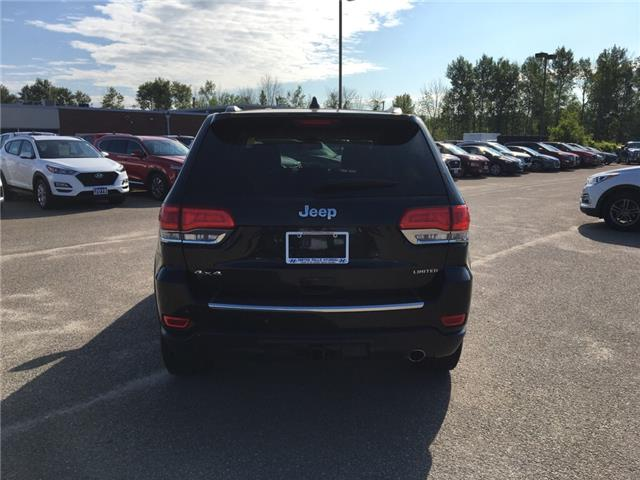 2015 Jeep Grand Cherokee Limited (Stk: P31232) in Smiths Falls - Image 4 of 11