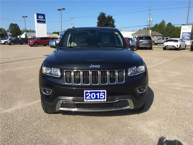 2015 Jeep Grand Cherokee Limited (Stk: P31232) in Smiths Falls - Image 5 of 11