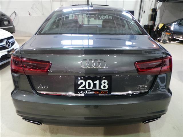 2018 Audi A6 3.0T Progressiv (Stk: NP0693) in Vaughan - Image 8 of 29