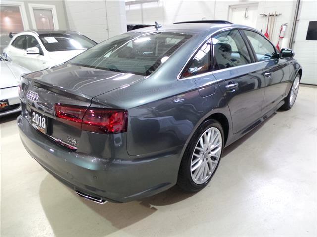 2018 Audi A6 3.0T Progressiv (Stk: NP0693) in Vaughan - Image 9 of 29