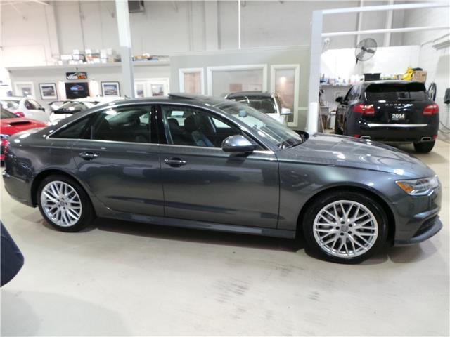 2018 Audi A6 3.0T Progressiv (Stk: NP0693) in Vaughan - Image 10 of 29