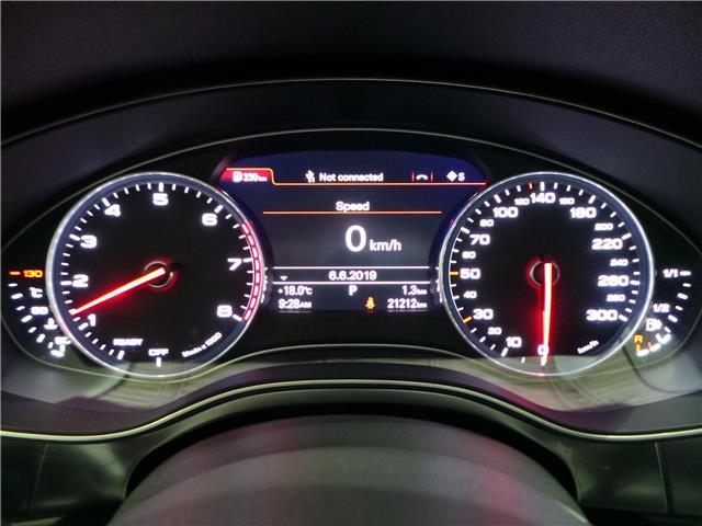 2018 Audi A6 3.0T Progressiv (Stk: NP0693) in Vaughan - Image 20 of 29