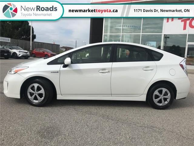 2015 Toyota Prius Base (Stk: 344711) in Newmarket - Image 2 of 22