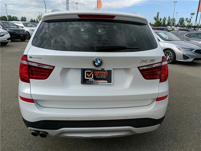 2017 BMW X3 xDrive35i (Stk: A3850A) in Saskatoon - Image 4 of 20