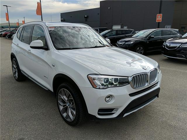 2017 BMW X3 xDrive35i (Stk: A3850A) in Saskatoon - Image 7 of 20