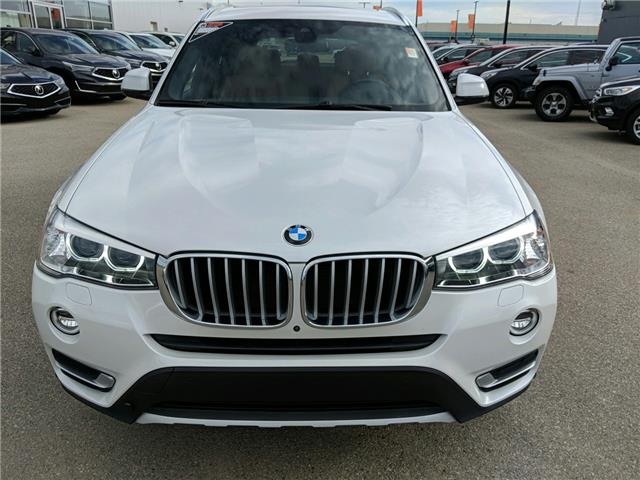 2017 BMW X3 xDrive35i (Stk: A3850A) in Saskatoon - Image 8 of 20