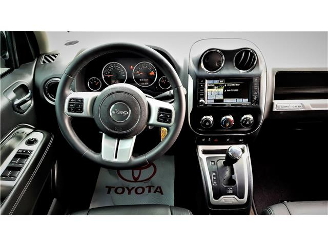 2016 Jeep Compass Sport/North (Stk: N19341A) in Timmins - Image 2 of 14