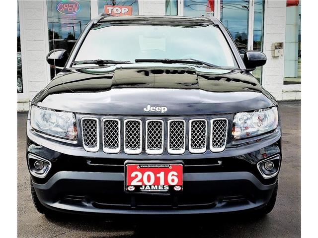 2016 Jeep Compass Sport/North (Stk: N19341A) in Timmins - Image 3 of 14