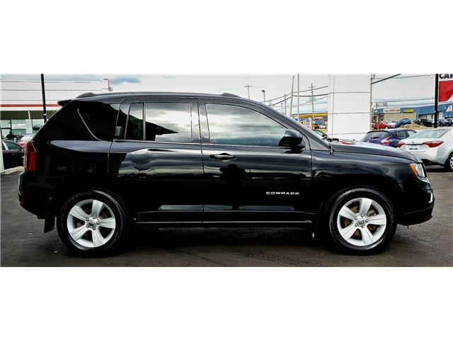 2016 Jeep Compass Sport/North (Stk: N19341A) in Timmins - Image 5 of 14