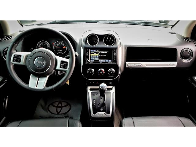 2016 Jeep Compass Sport/North (Stk: N19341A) in Timmins - Image 12 of 14