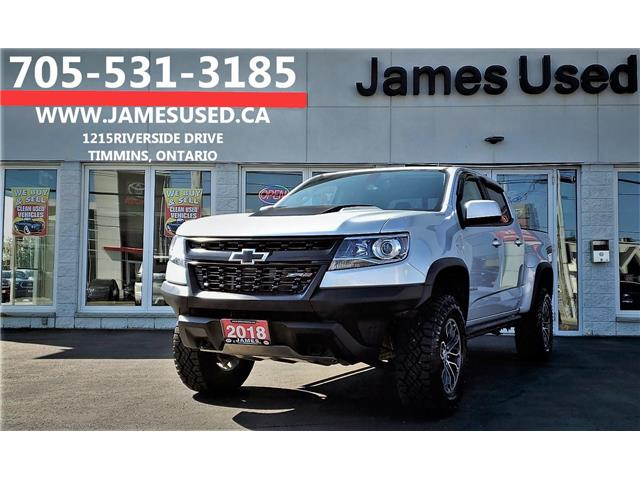 2018 Chevrolet Colorado ZR2 (Stk: N19332A) in Timmins - Image 1 of 14