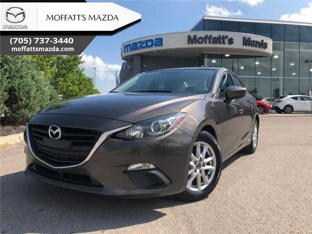 2015 Mazda Mazda3 GS (Stk: 27704) in Barrie - Image 1 of 30