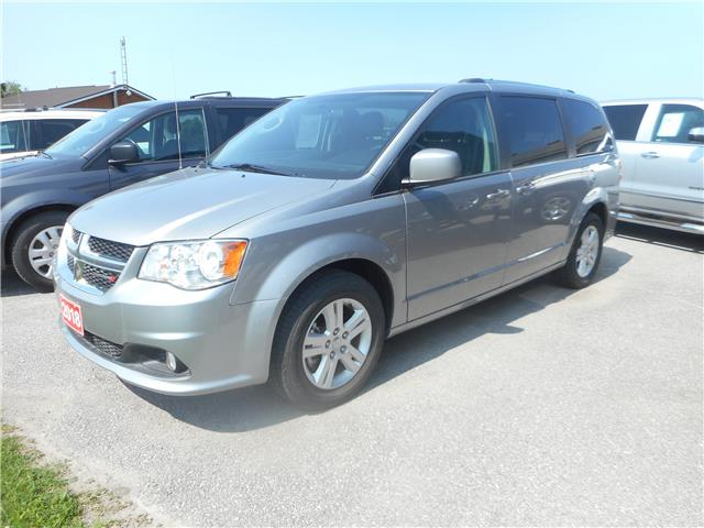 2018 Dodge Grand Caravan Crew (Stk: NC 3689) in Cameron - Image 1 of 10