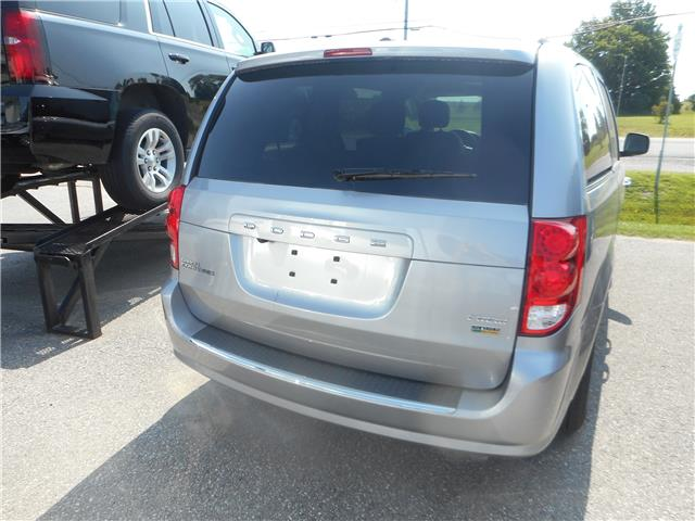 2018 Dodge Grand Caravan Crew (Stk: NC 3689) in Cameron - Image 4 of 10
