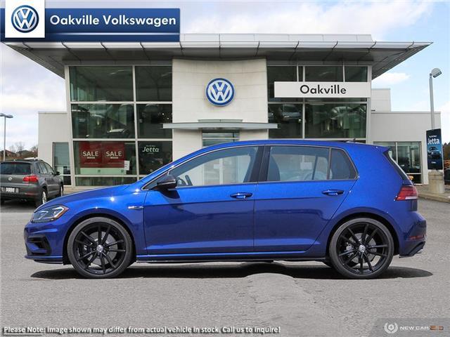 2019 Volkswagen Golf R 2.0 TSI (Stk: 21478) in Oakville - Image 3 of 23