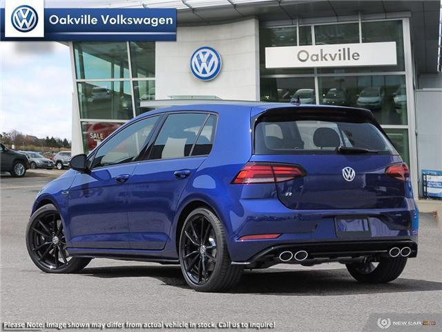 2019 Volkswagen Golf R 2.0 TSI (Stk: 21478) in Oakville - Image 4 of 23