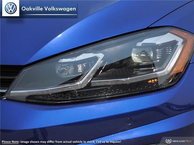 2019 Volkswagen Golf R 2.0 TSI (Stk: 21478) in Oakville - Image 10 of 23