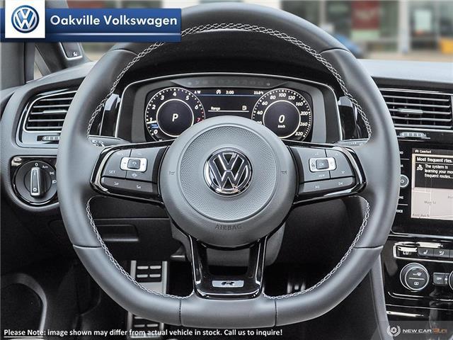 2019 Volkswagen Golf R 2.0 TSI (Stk: 21478) in Oakville - Image 13 of 23