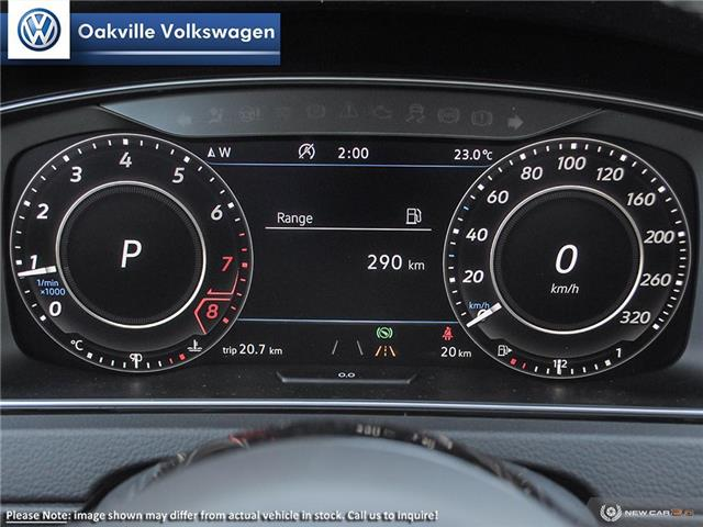 2019 Volkswagen Golf R 2.0 TSI (Stk: 21478) in Oakville - Image 14 of 23