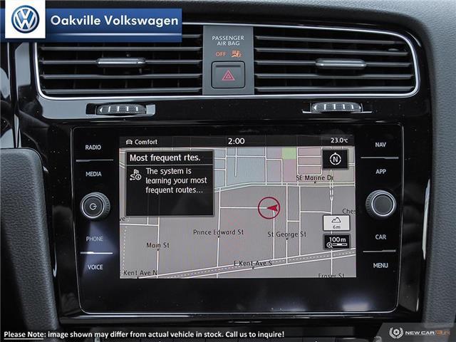 2019 Volkswagen Golf R 2.0 TSI (Stk: 21478) in Oakville - Image 18 of 23