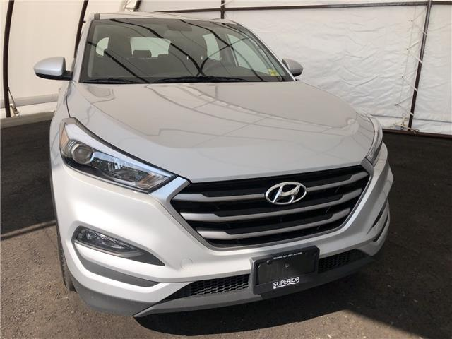2018 Hyundai Tucson Base 2.0L (Stk: 15415D) in Thunder Bay - Image 1 of 15