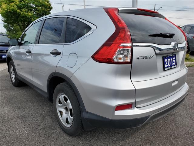 2015 Honda CR-V LX (Stk: 19S969A) in Whitby - Image 3 of 21