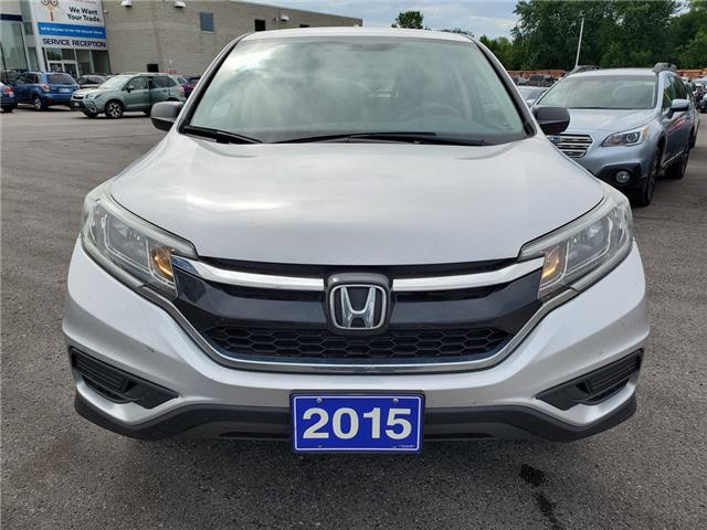 2015 Honda CR-V LX (Stk: 19S969A) in Whitby - Image 8 of 21