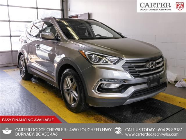 2018 Hyundai Santa Fe Sport 2.4 Base (Stk: 9-6074-0) in Burnaby - Image 1 of 24