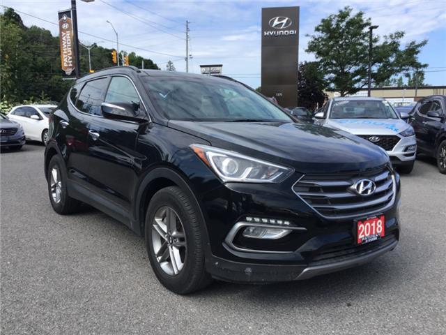 2018 Hyundai Santa Fe Sport 2.4 Luxury (Stk: X1342) in Ottawa - Image 1 of 12