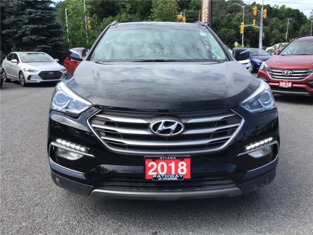 2018 Hyundai Santa Fe Sport 2.4 Luxury (Stk: X1342) in Ottawa - Image 2 of 12