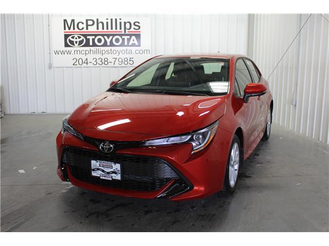 2019 Toyota Corolla Hatchback Base (Stk: 3063585) in Winnipeg - Image 2 of 21